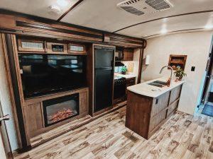 Rental #12 kitchen